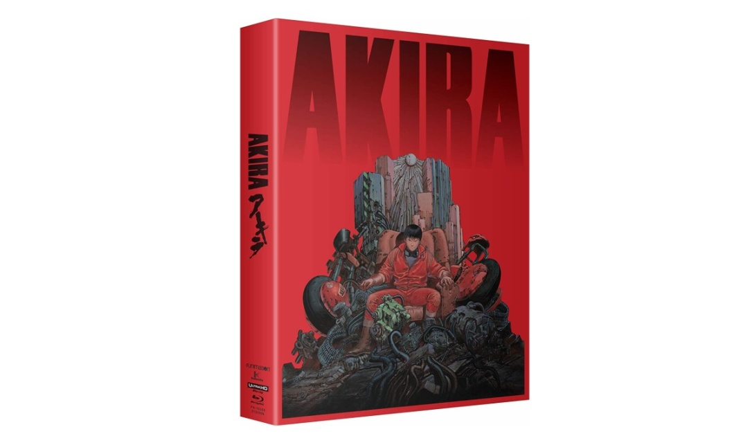 Funimation will replace 'Akira' 4K Blu-ray discs to add HDR