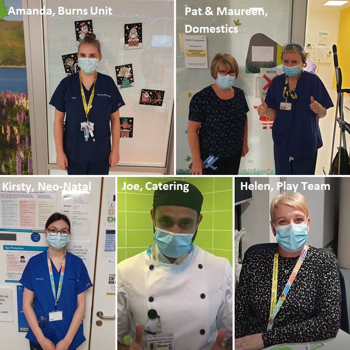 A big shout out to all our amazing staff who are working Christmas day 🎄 , whether that be in the hospital 🏥 , out in the community 🚶  or at home 🏠 , to make sure our patients and families are well looked after over the festive period. You are all fabulous!   #AmazingStaff
