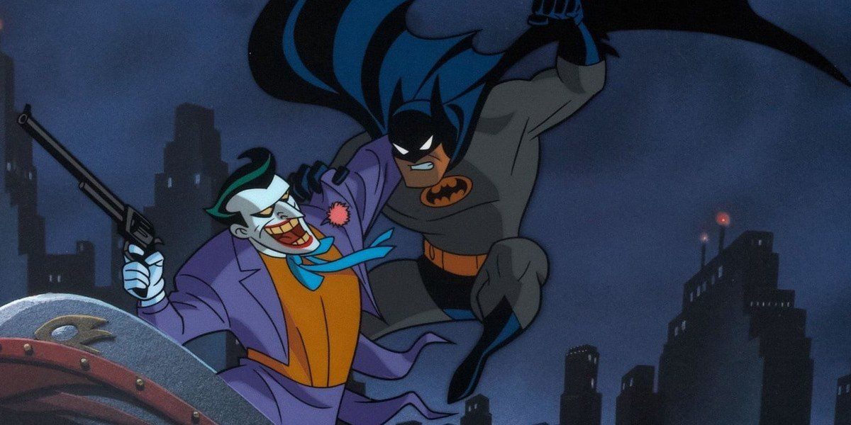 Batman: The Animated Series and Batman Beyond are finally coming to HBO Max in January