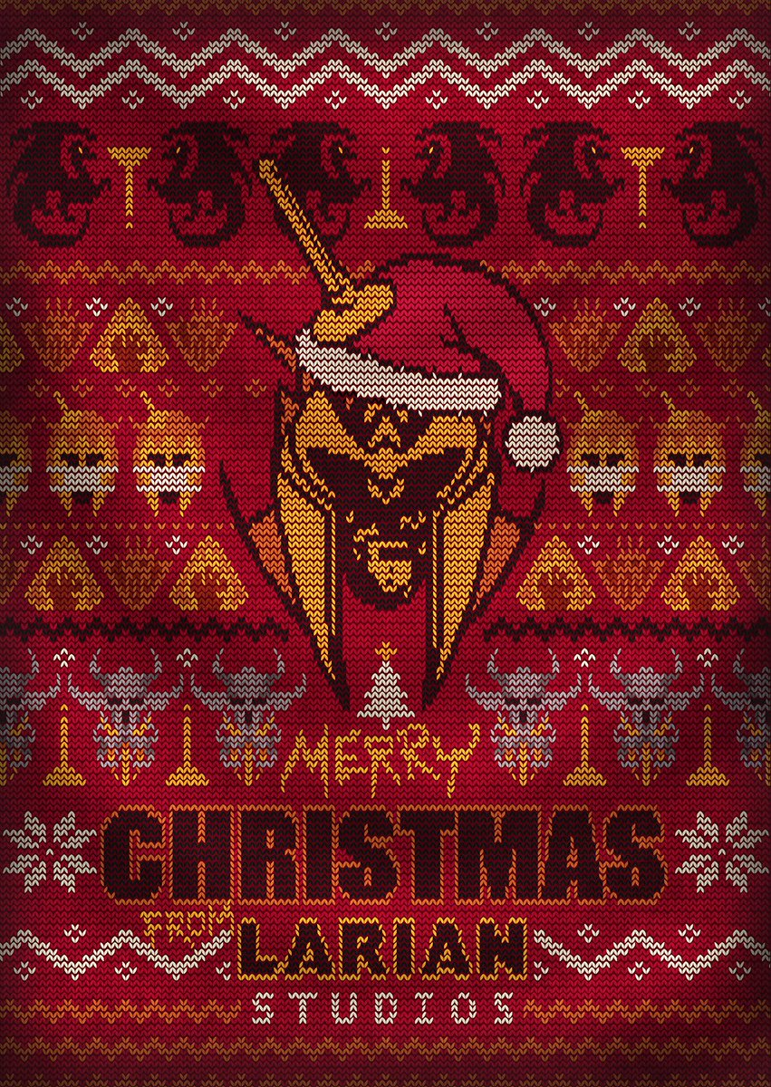 All of us at Larian Studios are wishing you a very Merry Christmas!