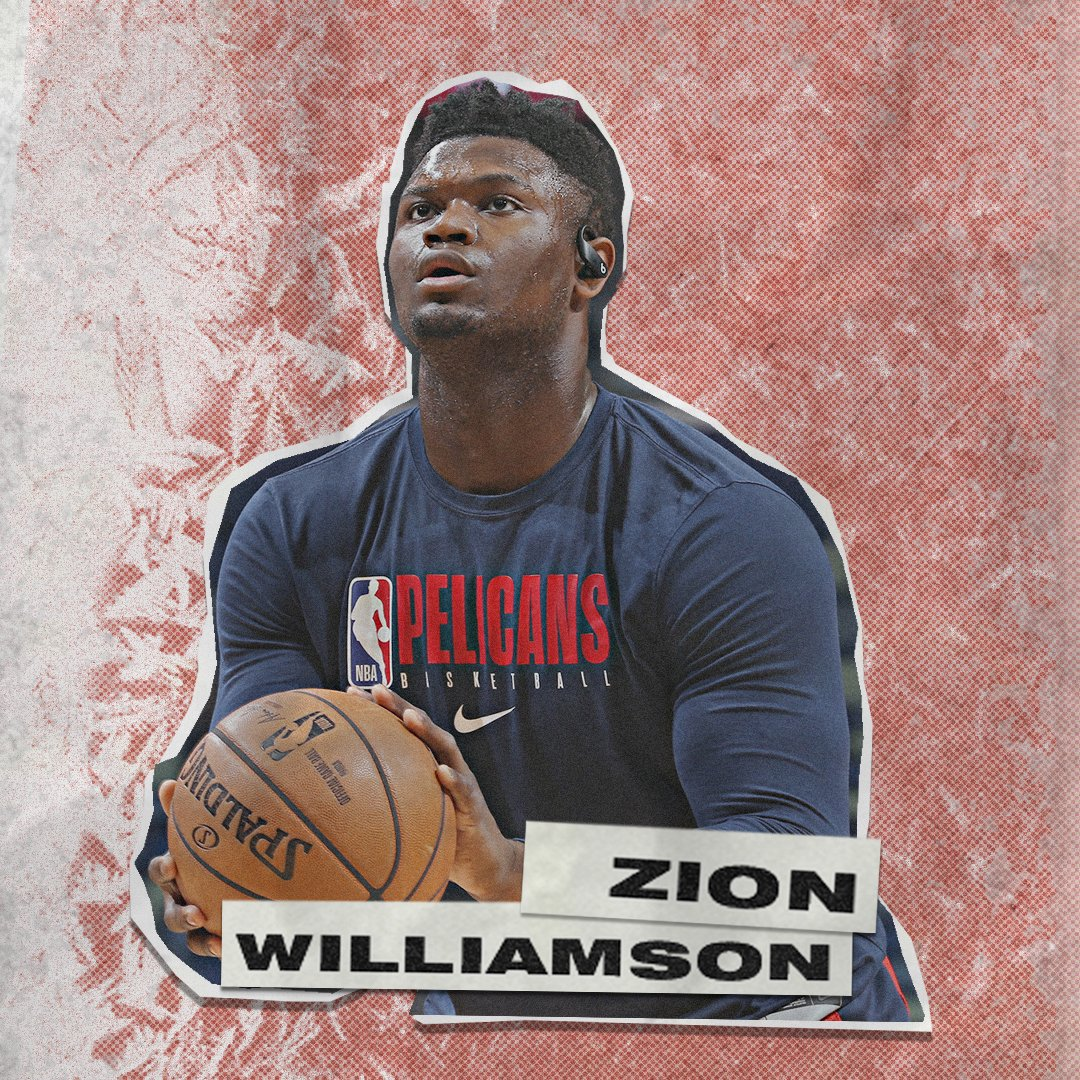 Santa is blessing us with something special this year! We are excited to watch @zionwilliamson play in his first NBA Christmas Day game. Merry Christmas everyone! #NBAXmas