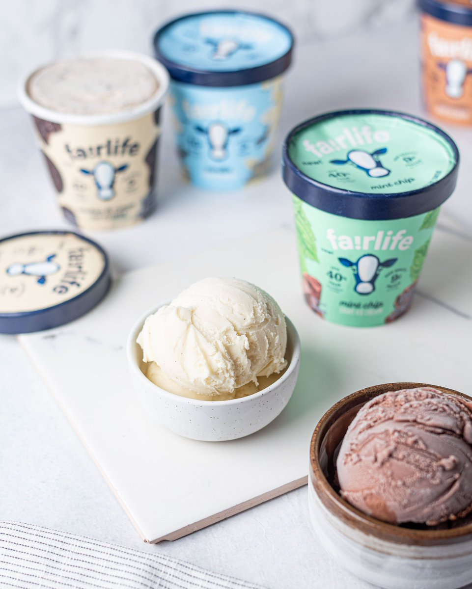 When you can't decide, why not have a scoop of every flavor? 😋    Head to the link below to see if fairlife Light Ice Cream's seven deliciously creamy, lactose-free flavors are available near you!  https://t.co/qfu1Az9wti https://t.co/4Dqv1zRdWU