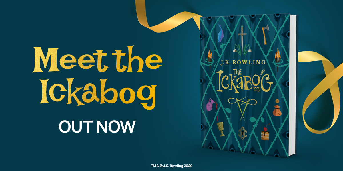 If you got a copy of The Ickabog in your stocking, we hope you enjoy the story! Share your photos using the #TheIckabog