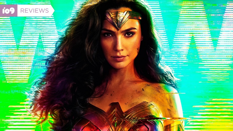 Wonder Woman 1984's powerful message soars above its superheroic excess