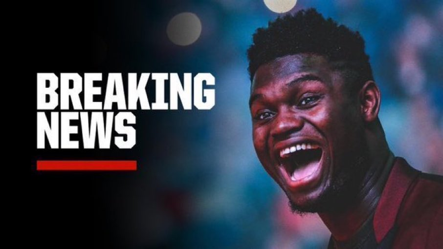 If Zion Williamson scores over 25 points today, we will give a PS5 to random person who likes this tweet. Must be following https://t.co/gzcXHWKUZ6