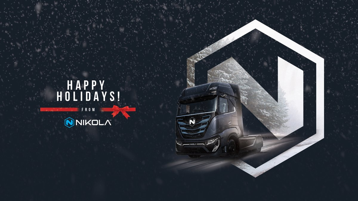 Yep, 2020 was a memorable year! To all of you who continue to keep the dream alive, we are grateful for your support. A heartfelt thank you to the freight drivers who continue to be one of this year's ultimate heroes. Be safe on the road and the merriest of holidays to you all.🎄 https://t.co/ODPfzbLzzO