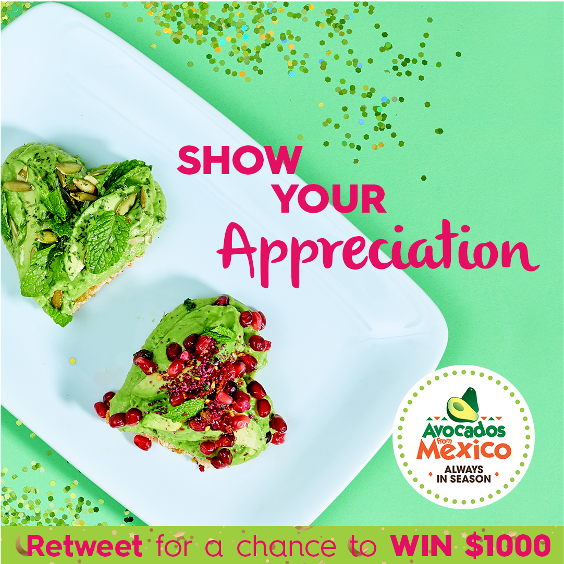 Here's a toast to real-life heroes like teachers and postal staff. 🥑 🥂 RT and you could win $1,000 to do a little something for them.  #GuacFromMexico #NewYearsEve #Sweepstakes