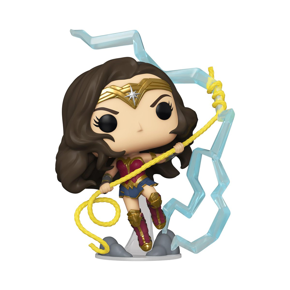 RT & follow @OriginalFunko for the chance to win this NYCC exclusive (Glow-in-the-Dark) Wonder Woman Pop! #Funkogiveaway #giveaway #WonderWoman #WW84 #WonderWoman1984