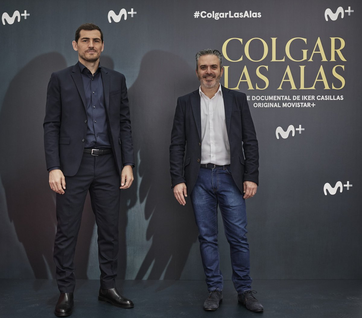 Ha terminado nuestra primera serie documental de un deportista, #ColgarLasAlas: -Gracias @IkerCasillas por querer contarnos tu historia. -Gracias @LuisFermoso y todo el equipo por contarla como nadie.  VOD: