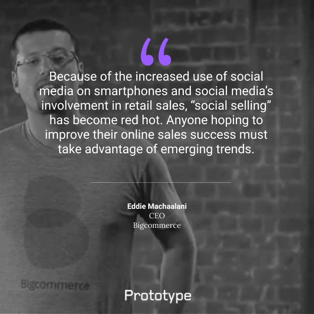 Social has grown into a must-have for retail companies who want to offer a holistic experience for consumers. How are you integrating social with your digital strategy? https://t.co/uxYKcpco5s