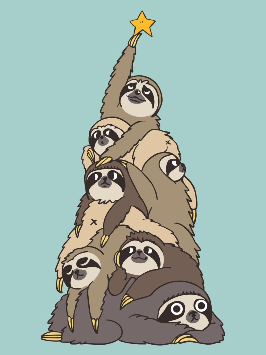 "Now Trending: 🎵 Oh Christmas Tree 🎵  Feat. Art: ""Magic of a christmas tree"" by showmemars - https://t.co/vlp3w05tRT ""Christmas Tree Sloths"" by Huebucket - https://t.co/xqO8lZBRQp ""Christmas Cone' by Kelly Gilleran  - https://t.co/fKejv1MtUZ https://t.co/aeUWgzm4Ji"