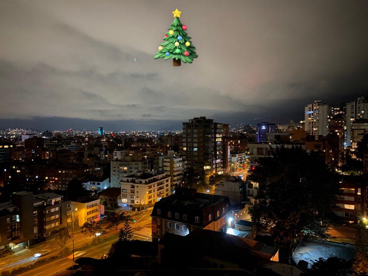 Feliz navidad! 🇨🇴  #ColombiaNoNecesitaFiltro
