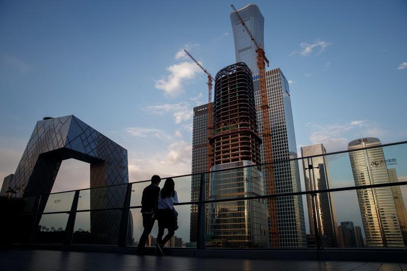 China to leapfrog U.S. as world's biggest economy by 2028 - think tank