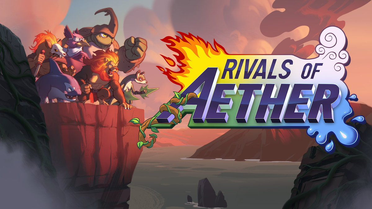 Giving away 2x copies of Rivals of Aether for Christmas, RT and follow to enter, winners will be drawn tomorrow at 8 PM EST!