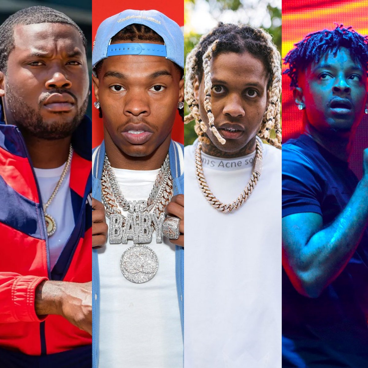 Replying to @DailyLoud: Meek Mill, Lil Baby, Lil Durk and 21 Savage want to create their own music streaming platform 🔥