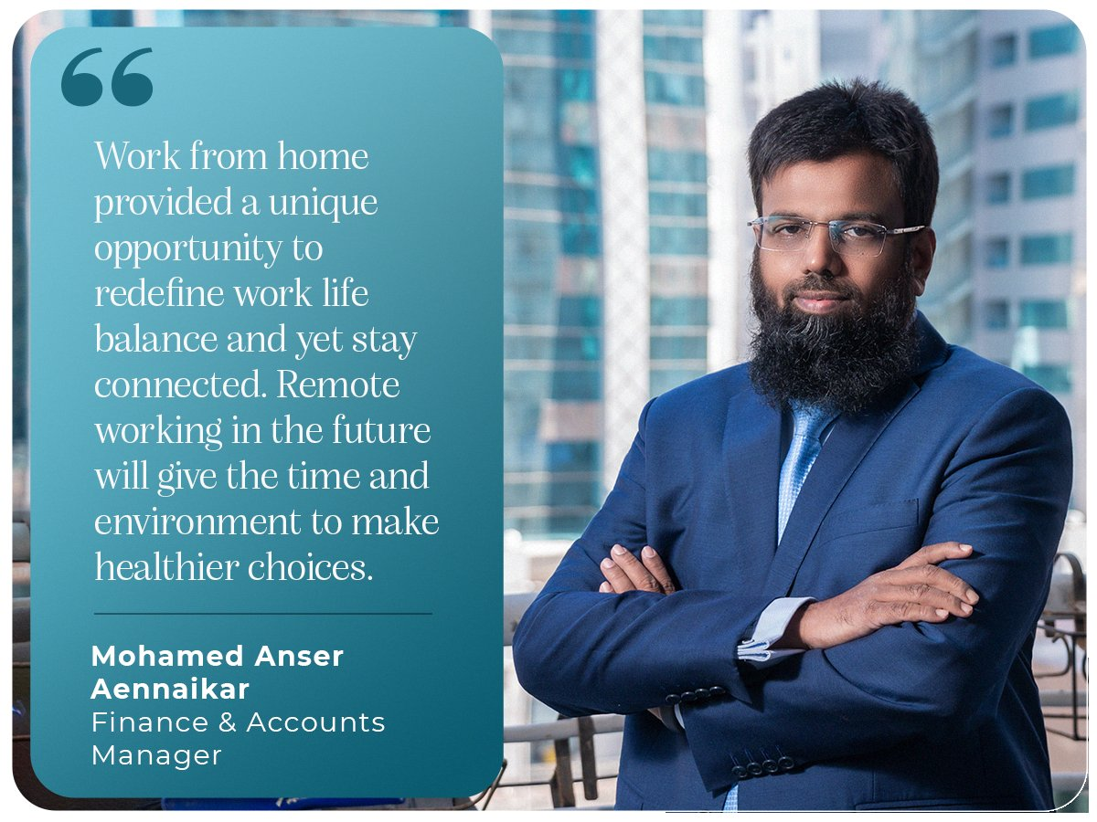 The year 2020 will go down in history for its extraordinary circumstances, & the learnings we have gained from it. When asked, this is what our Finance & Accounts Manager - Mohamed Anser Aennaikar had to share from his experience of 2020. #countdownbegins #iamscientechnic https://t.co/nol1upcBc1