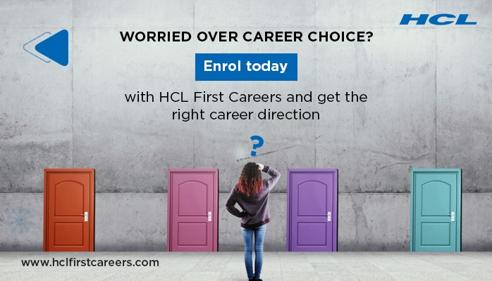 HCL First careers apply