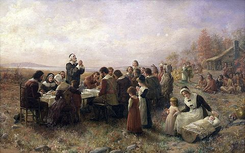 Today in 1941, @PresFDR signed a bill establishing the fourth Thursday in November as #ThanksgivingDay in the United States.