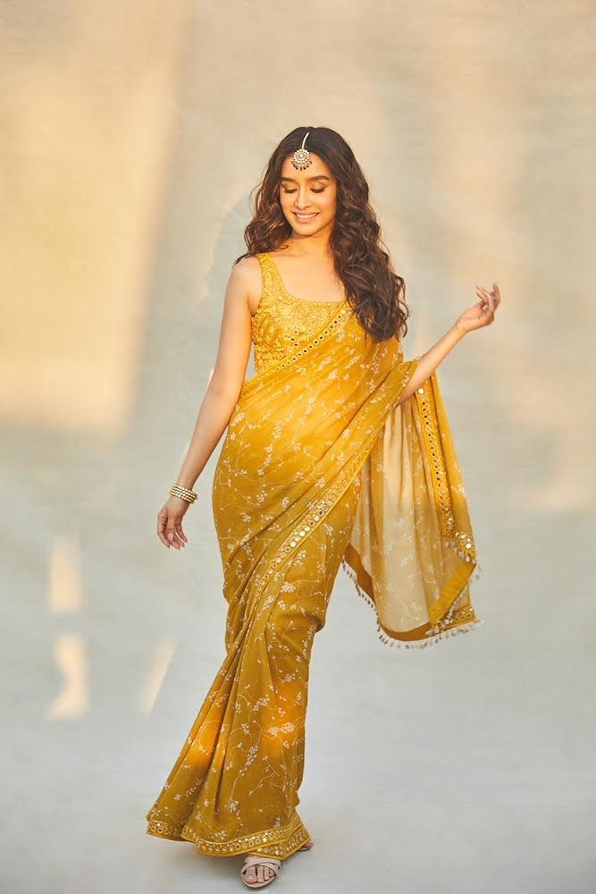 💛 Photos - Sheldon Santos   Style - Namrata Deepak Sari - Arpita Mehta  Hair - Nikita Menon  Make up - Shraddha Naik