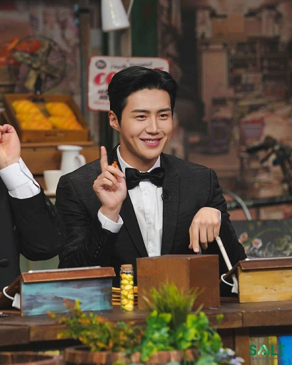 Replying to @infodrakor_id: Gaya rambut merubah segalanya 😍   #KimSeonHo