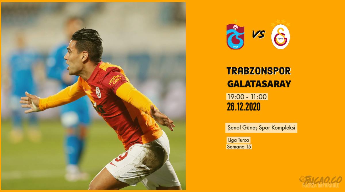 -  @GalatasaraySK ante @Trabzonspor, por la semana 15 de la Liga Turca. #TSvGS
