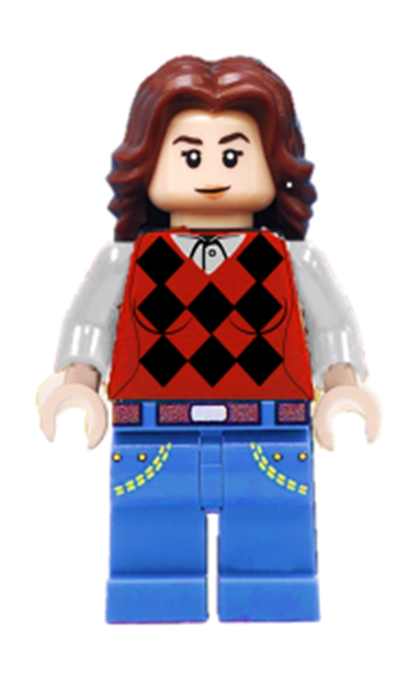 #gilmorethemerrier #laurengraham @thelaurengraham  Seeking the opinion of #gilmoregirls fans. If @LEGO_Group  where to create a set based on the series, Which Lorelai figure would you like prefer. Poll below.