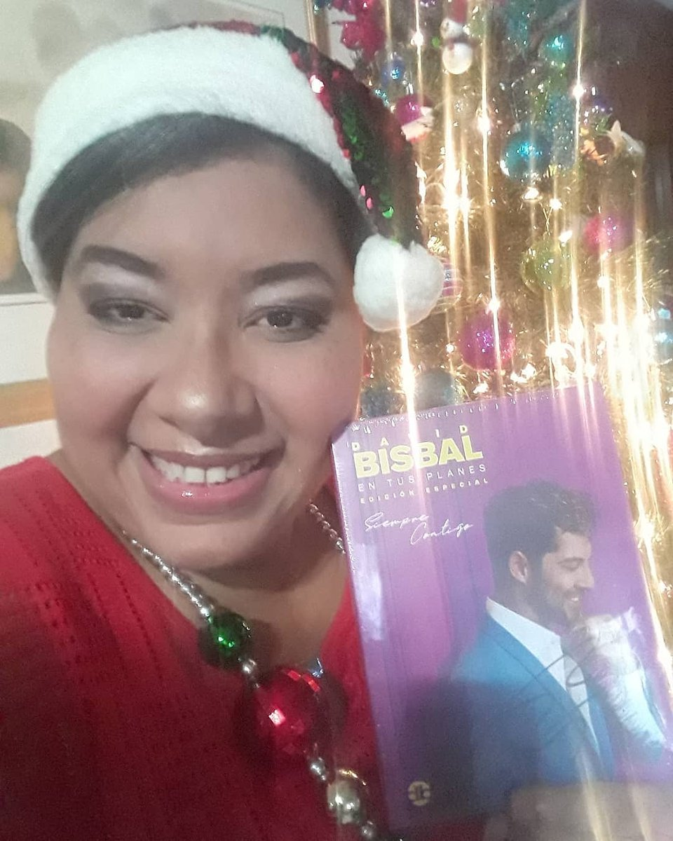 @UniversalSpain @davidbisbal Ya lo tengo... contra todo pronóstico llego en Navidad desde España a Panamá🇵🇦 y estoy muy feliz y emocionada.!!! @davidbisbal