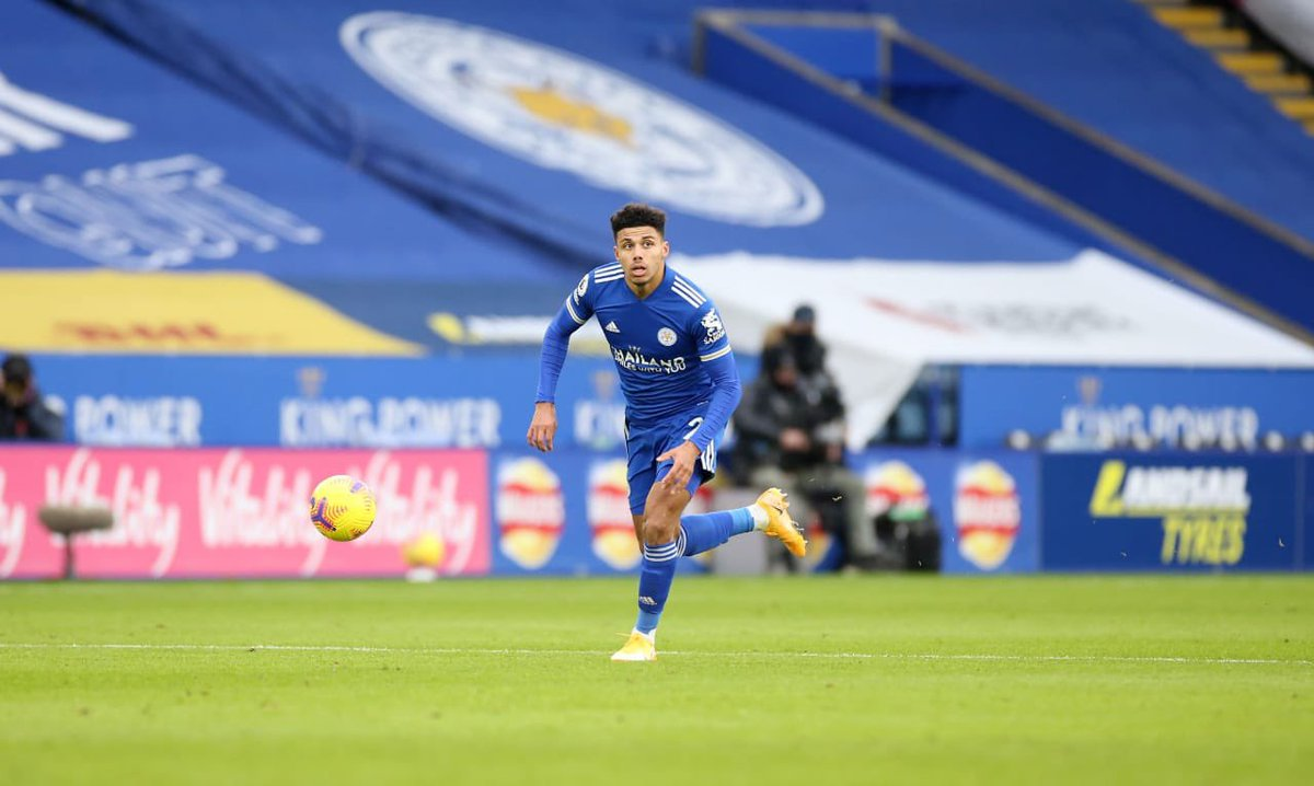 Replying to @jamesjustin98: Well earned point today against a top side👌🏾 Hope everyone had a good Christmas💙 @LCFC