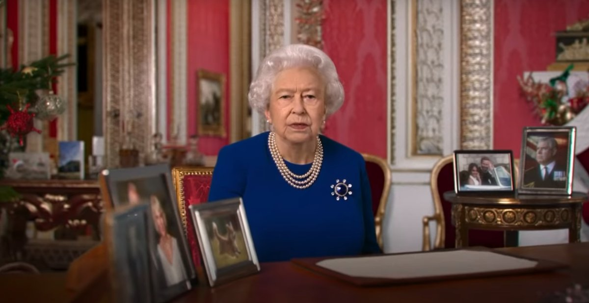 A Queen Elizabeth II deepfake dances and shares a warning for Christmas.