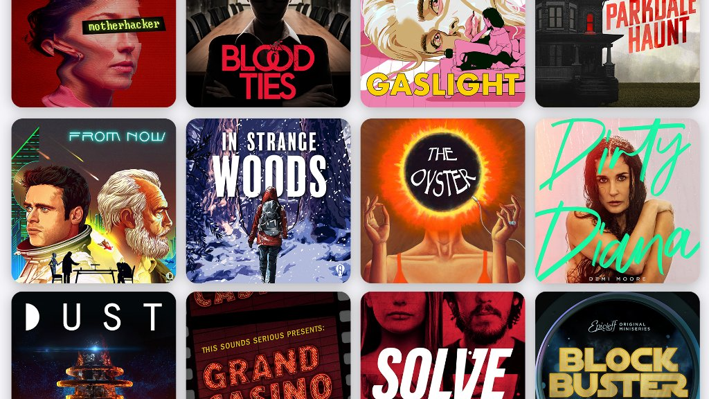 From strange woods to haunted houses to underground bunkers to an identity theft ring, these fiction podcasts will take you into new worlds.