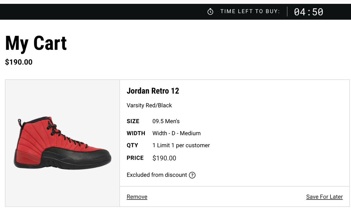 Solelinks On Twitter Ad Just Added On Footaction Air Jordan 12 Retro Varsity Red Https T Co Zkwmn47zwd Https T Co Zkwmn47zwd Https T Co F5rrbj8c5h 12/25 wishing everyone a blessed and merry christmas!, 11/30 @solelinks thanks so much. just added on footaction air jordan 12