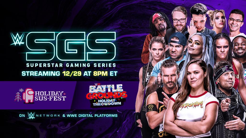 WWE Network & Platforms Set To Debut WWE Superstar Gaming Series