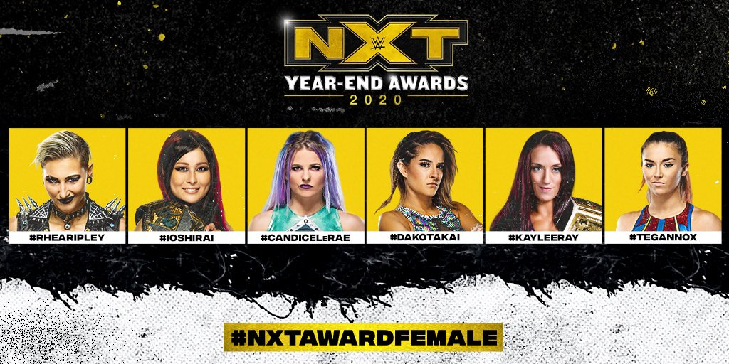 WWE NXT for 12/30/20