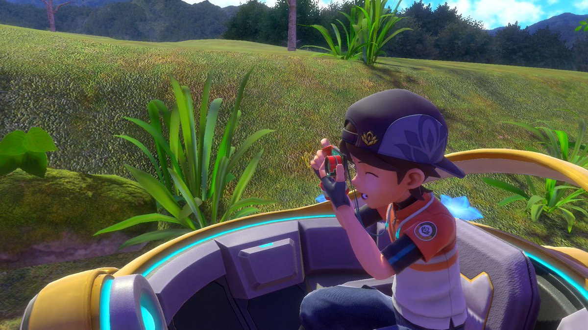 Sam Sheffer - friendly reminder that a new pokemon snap game is coming  (we just dont know when)