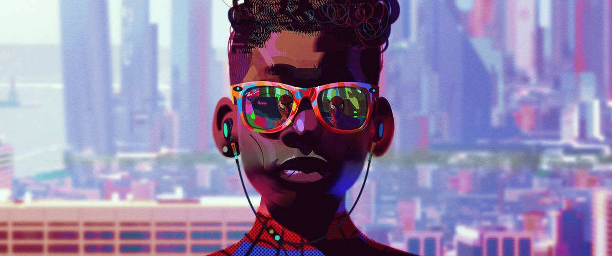 the concept art for spider-verse will ALWAYS be top tier