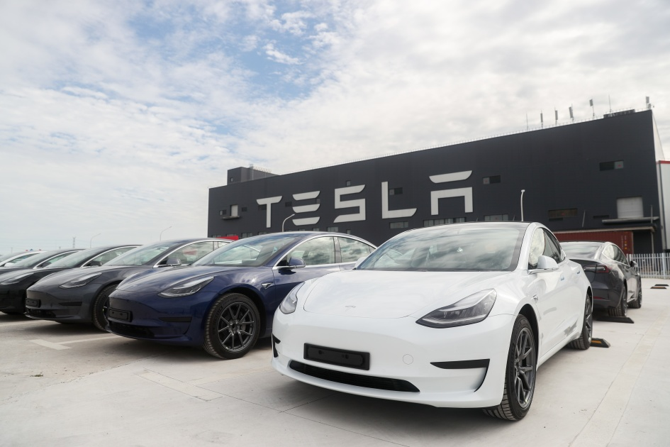 Tesla's latest update turns your EV into a boombox