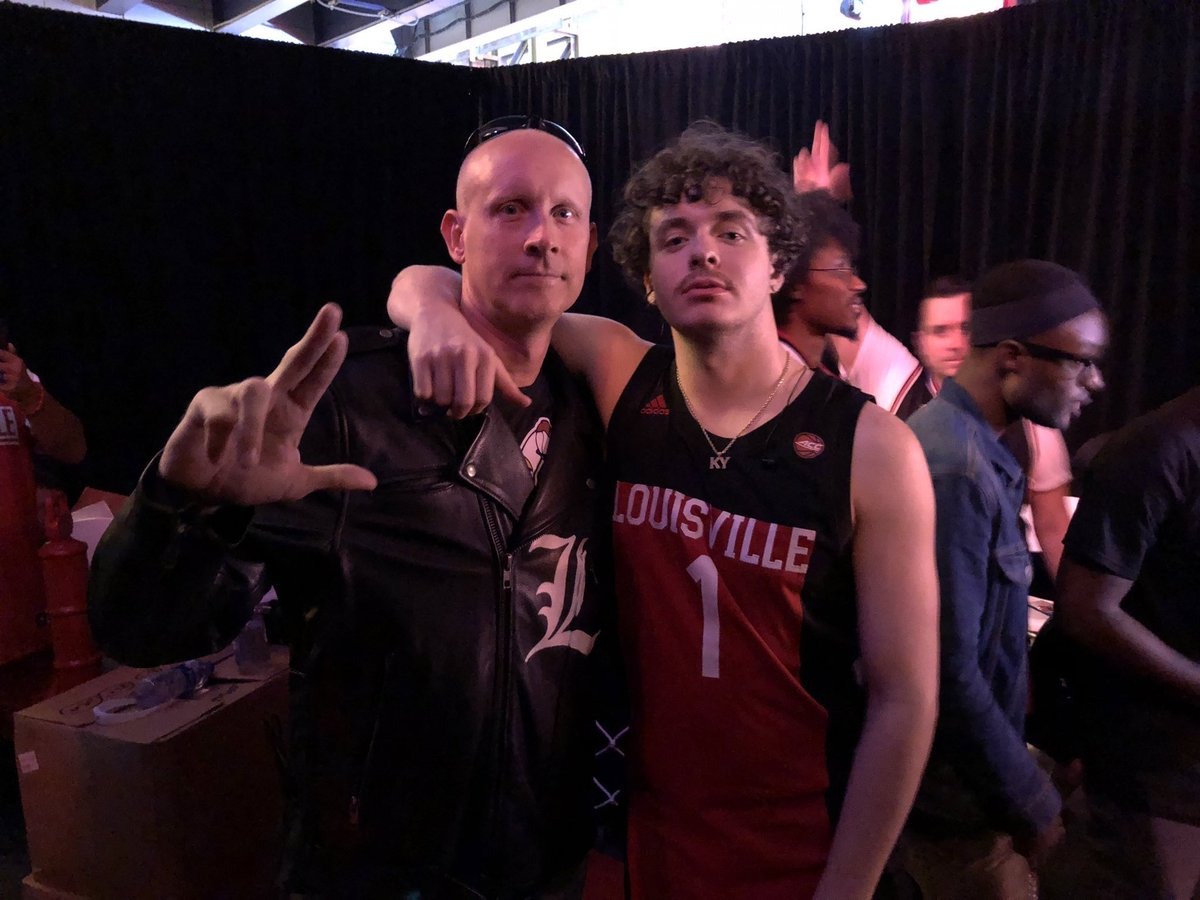 Replying to @CoachChrisMack: L's Up! And keep em up #CardNation!