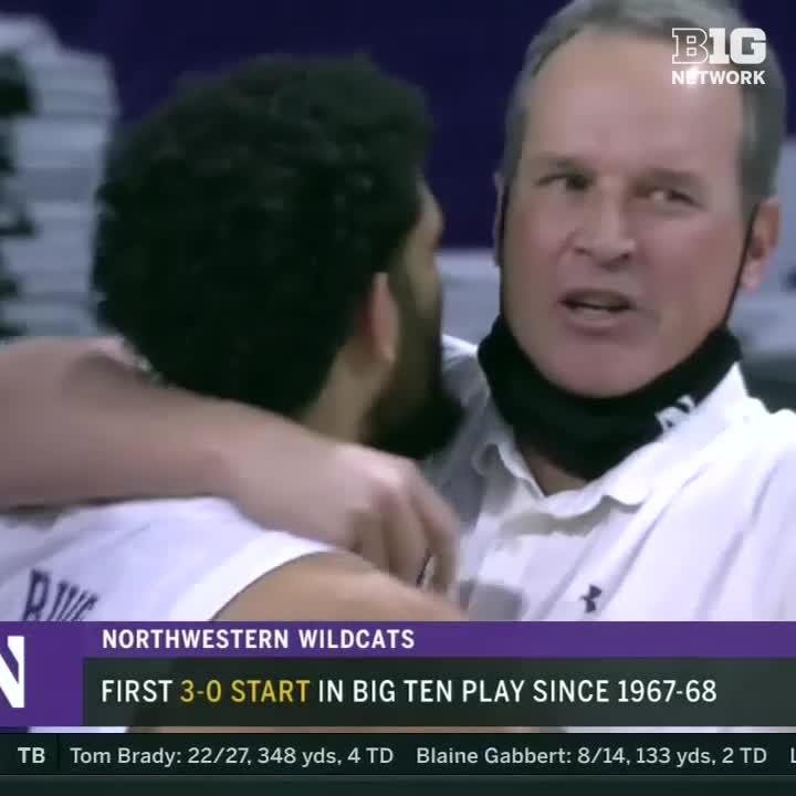 Image for the Tweet beginning: ✅ vs. No. 4 Michigan