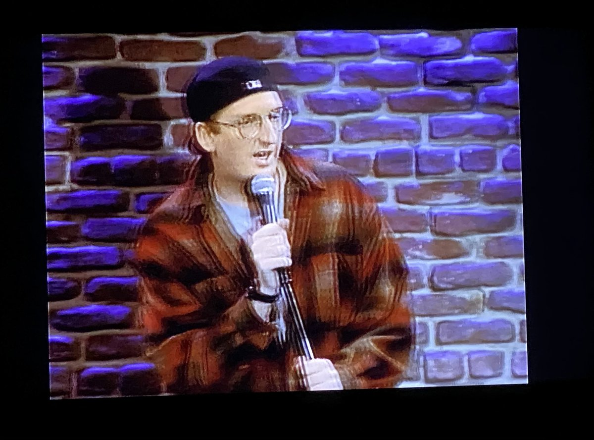 @thebrianposehn Findinf all these gems watching early 90's A&E An Evening at the Improv