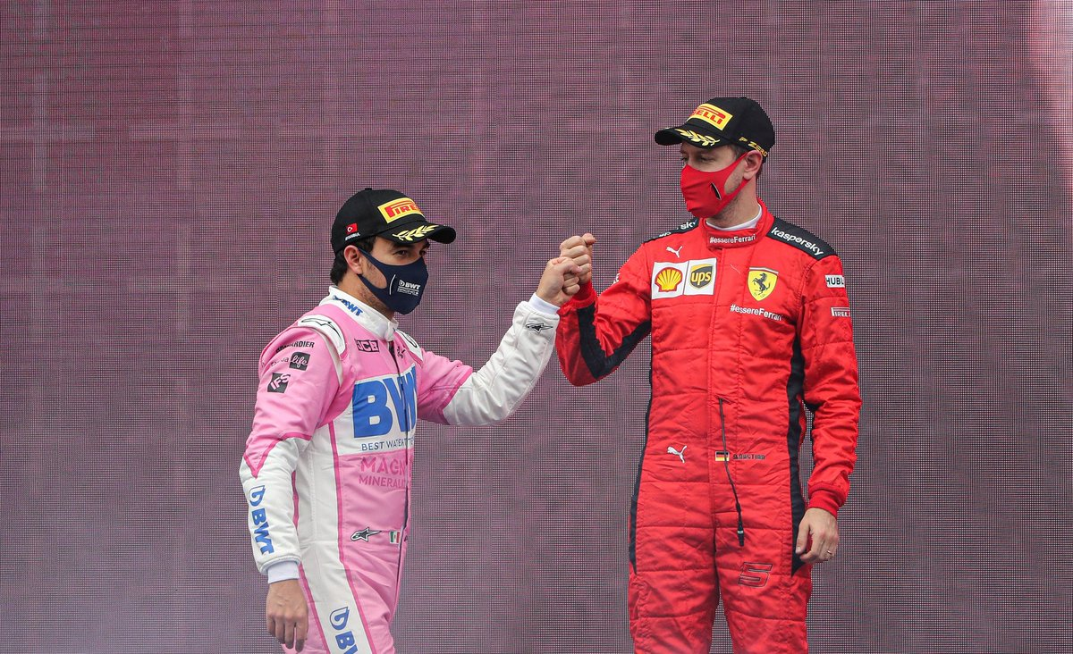Sorry for beeing late, there are still 84 days left  #F1DriverOfTheDay #F1 #F12021