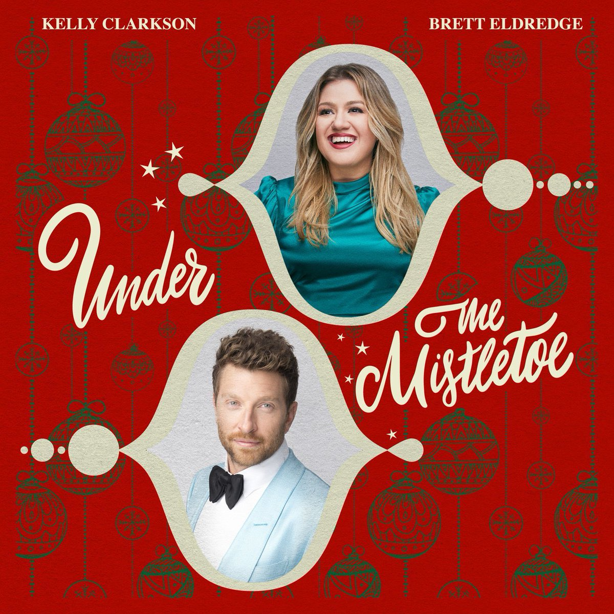 Hey, @MostRequestLive! Play Under The Mistletoe by @kellyclarkson & @BrettEldrege on the next hour possibly, Please?! Thank you. 👩‍🦳🎼📻🙏🏻😉 -Hannah- #MostRequestedLive #KellyOnRomeo #UnderTheMistletoe #TeamKelly