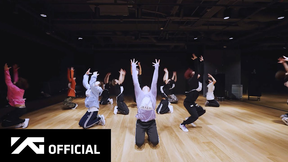 "allkpop on Twitter: ""Check out TREASURE's dance practice for their 'SBS Gayo Daejeon' performance https://t.co/YhjSw3yzVP… """