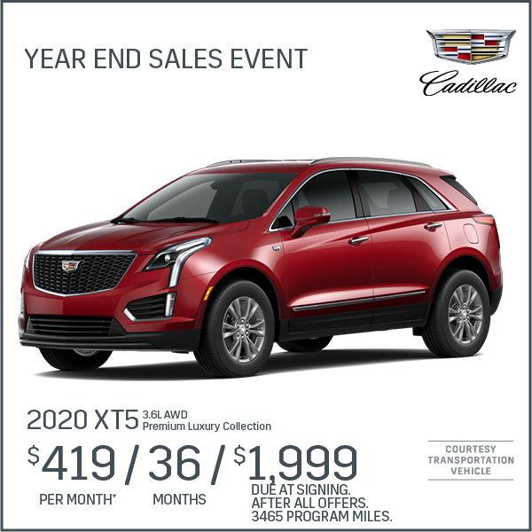 It's finally here! Our YEAR END SALES EVENT! 🥳   . . . #CadillacofMahwah #CadillacXT6 #XT6 #CadillacLeaseSpecials