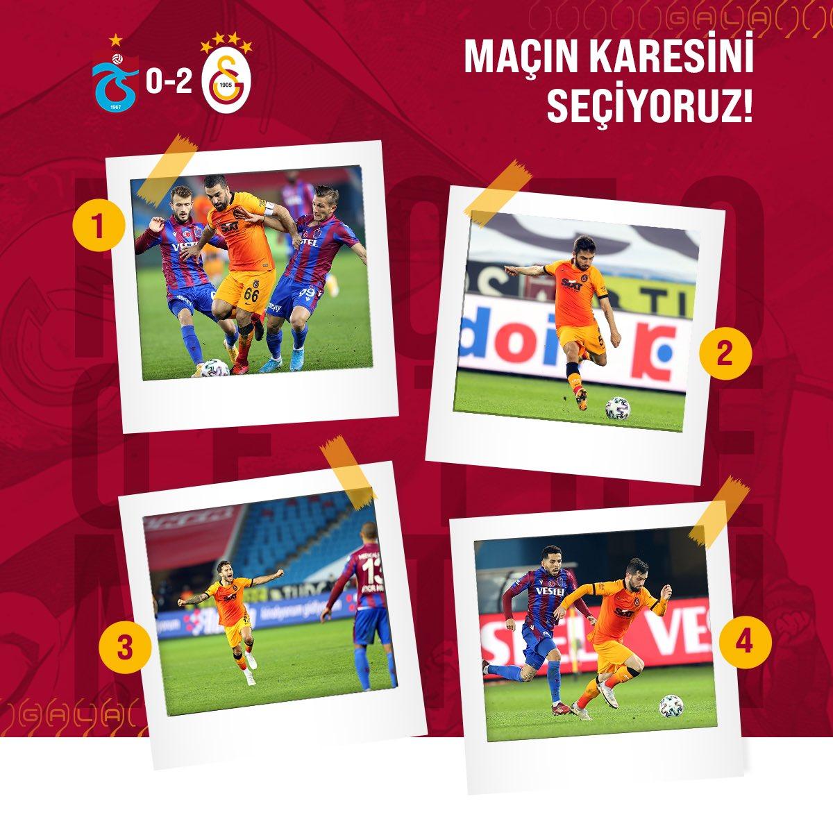 📸 Trabzonspor - #Galatasaray karşılaşmasının karesi sizce hangisi? ❓🤔  #TSvGS