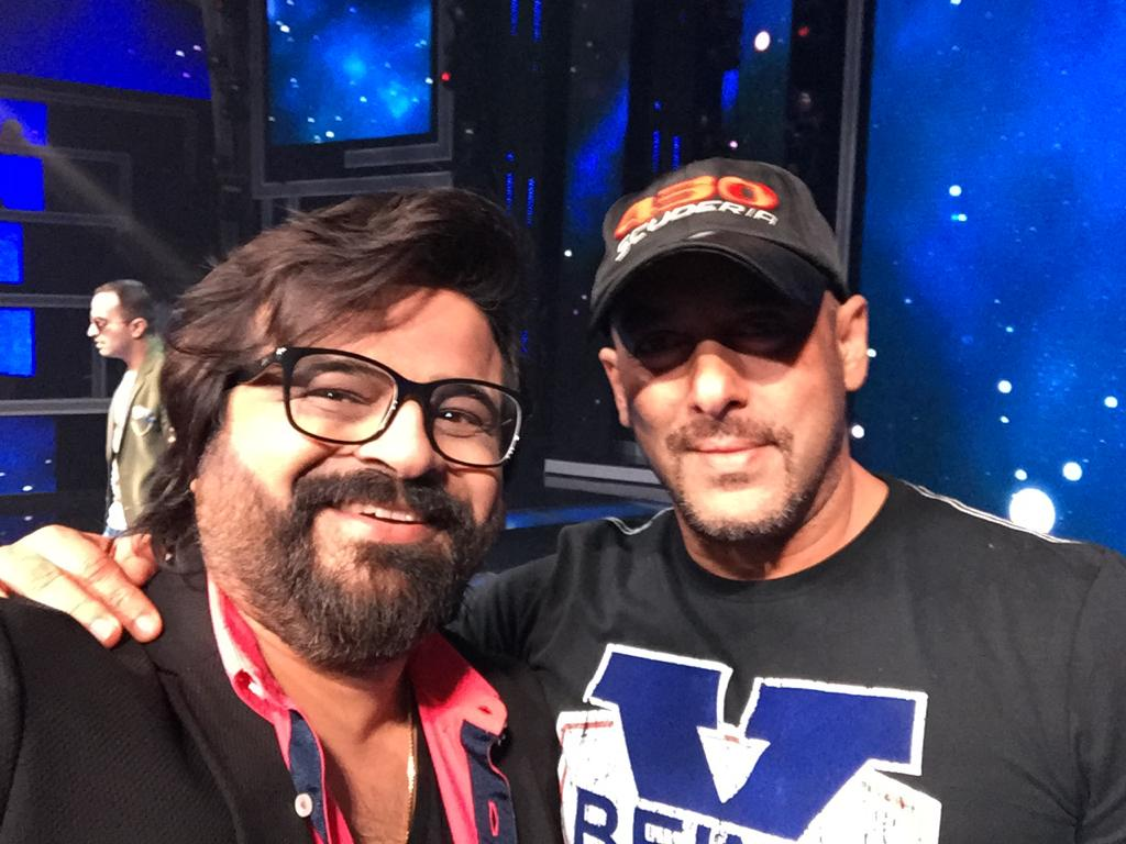 So far our journey together has been blessed and I believe many more memories are fated. Wishing you a happy, healthyand prosperous birthday @BeingSalmanKhan ! 🤗 #HappyBirthdaySalmanKhan