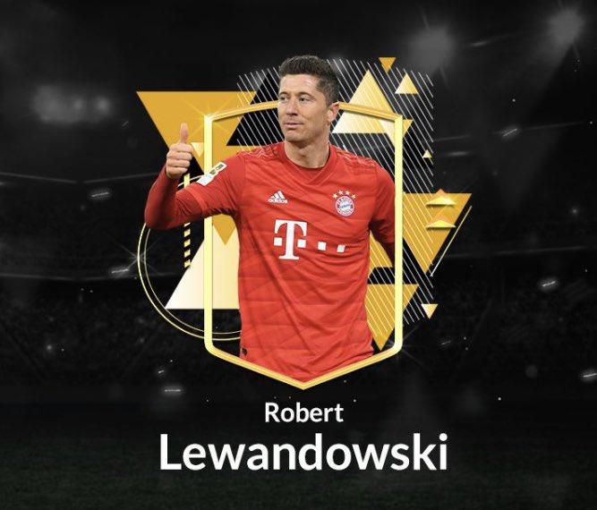 Globe Soccer Awards reconoce a Robert Lewandowski como el mejor jugador del año
