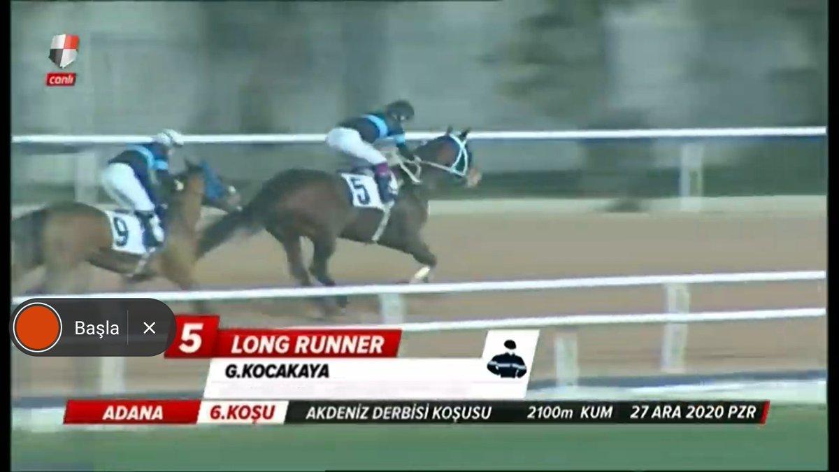 Long Runner – Akdeniz Derbisi Koşusu 2020