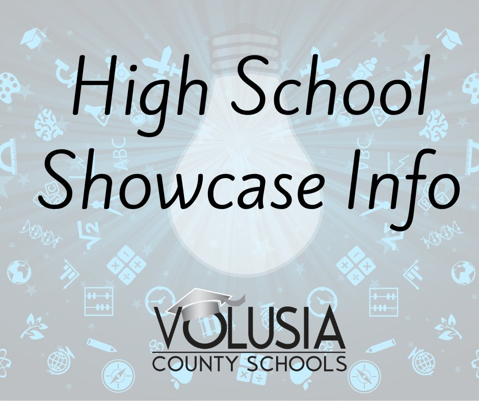 Volusia County Schools Calendar 2022.Volusia County Schools On Twitter This Year Each High School Will Hold Individual Showcases On The School Campus And Or Virtually Providing Info On Their Career Academies Cte Programs Cambridge Ib And