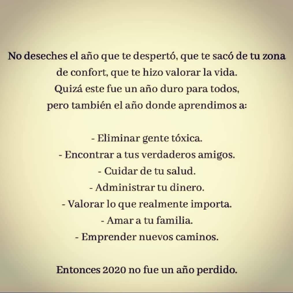 #FijateBien #Año2020