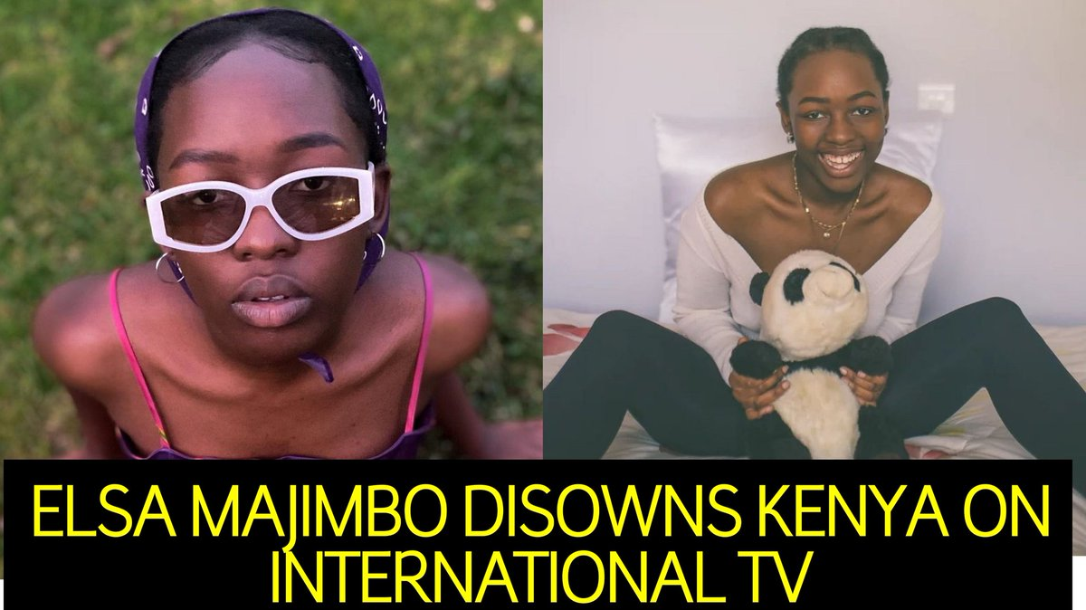 COMEDIAN ELSA MAJIMBO DISOWNS KENYA ON NO FILTER WITH NAOMI CAMPBELL  #Kenya #sundayvibes #elsa #elsamajimbo #naomicampbell #NoFilterWithNaomi #nofilter